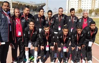 منتخب الكرة الخماسية يتأهل لنهائي البطولة الإفريقية للأولمبياد الخاص