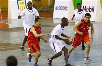 نتائج اليوم الثاني لمنافسات السلة بدورة الألعاب الإفريقية للأولمبياد الخاص