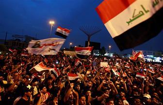 محتجو العراق ينظمون صفوفهم مجددا وسط تخوف من تصعيد بعد قصف السفارة الأمريكية