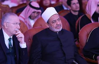 بشار عواد: جهود الإمام الطيب تدون في صحائف الفخر