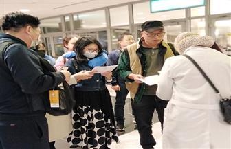 سلطات الحجر الصحي بمطار القاهرة تطبق إجراءات مشددة لفحص الركاب