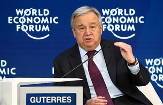 جوتيريش: أزمة «كورونا» هي الأسوأ عالميا منذ الحرب العالمية الثانية