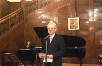 سفير اليابان بالقاهرة: متضامنون مع بكين في أزمة كورونا وننسق الجهود لحماية 130 ألف ياباني بالصين