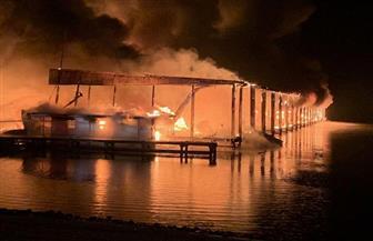 مصرع 8 أشخاص في حريق اندلع في ولاية ألاباما الأمريكية