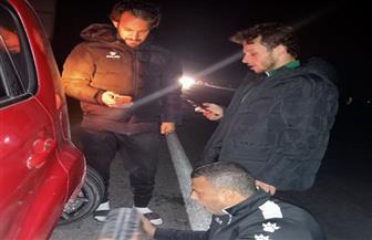 العناية الإلهية تنقذ ثلاثي سيراميكا كليوباترا بعد مباراة النصر