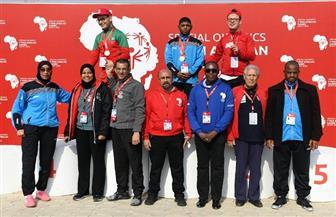الجزائر تتصدر منافسات البوتشي بالألعاب الإفريقية للأولمبياد الخاص