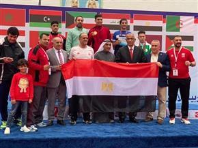 مصر وصيف البطولة العربية الأولي للملاكمة للناشئين برصيد 7 ميداليات متنوعة