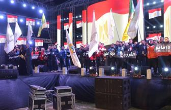"""""""هيئة المجتمعات العمرانية"""" تفتتح فعاليات البطولة الرياضية الـ١٥ للمدن الجديدة بمدينة السادات صور"""