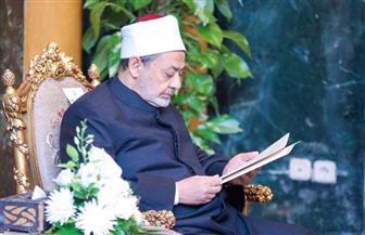 الإمام الأكبر يوجه كلمة للمجتمعين في إحياء ذكرى توقيع وثيقة الأخوة الإنسانية