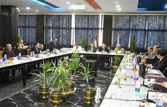 محافظ الشرقية يتعهد بتطوير محيط جامعة الزقازيق | صور