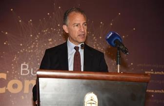 السفير الأمريكي بالقاهرة: لم نحدد موعد استئناف التأشيرات حتى نطمئن على الوضع الصحي