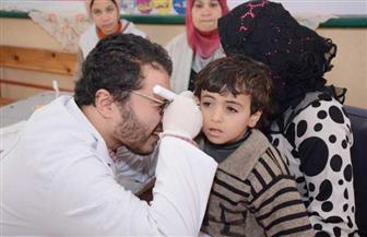 """قافلة طبية لجامعة طنطا توقع الكشف على 1300 من أهالي """"محلة زياد"""" بسمنود   صور"""
