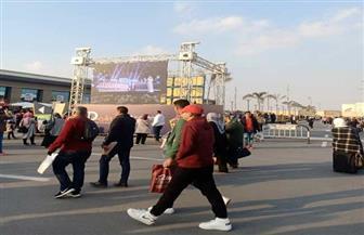 وزيرة الثقافة: عدد زوار معرض الكتاب وصل إلى مليون مواطن