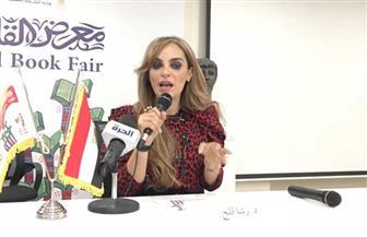 رشا قلج: مصر عادت لريادة إفريقيا في وقت قصير جدا.. وأدعو كل المصريين لاقتناص الفرص في القارة السمراء | صور