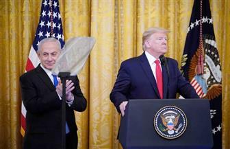 ترامب: أخطرت أبو مازن أن الأراضى المخصصة للفلسطينيين فى الدولة الجديدة ستكون مفتوحة ومتداولة لمدة 4 سنوات