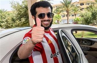 تركي آل الشيخ ينشر كلمات أغنية جديدة للنادي الأهلي