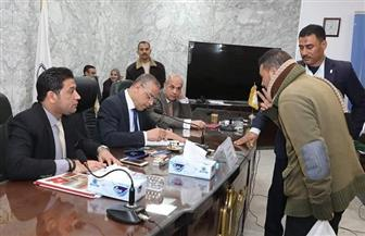 محافظ سوهاج يوجه بتوفير مساعدات عاجلة ومعاش تكافل وكرامة للمستحقين| صور