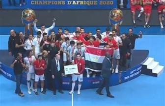 مدبولي يهنئ المصريين بالفوز ببطولة إفريقيا لكرة اليد والتأهل لأوليمبياد طوكيو 2020