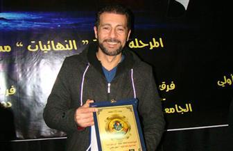 «حكاية طرابلسية» للمخرج جمال عبد الناصر تحصد جائزة لجنة التحكيم الخاصة بمهرجان آفاق مسرحية | صور