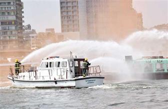 ضبط مرتكبي إلقاء مخلفات من على متن لنش بنهر النيل بالدقهلية