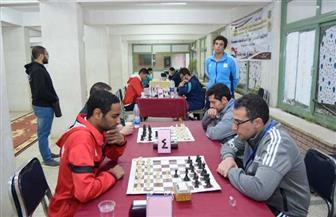 في الملتقى الصيدلي.. سوهاج والقاهرة تحصدان المركز الأول بمسابقة الشطرنج