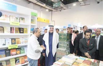 السفير السعودي بالقاهرة من معرض الكتاب: عرس ثقافي ينافس أكبر المعارض العالمية | صور