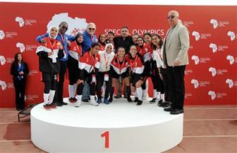 34 ميدالية.. حصيلة  المنتخبات المصرية في الألعاب الإفريقية للأولمبياد الخاص