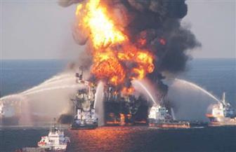 الإمارات: نعمل على إخماد حريق ناقلة نفط بنمية قبالة الشارقة