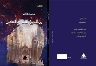 """""""ممالك بين اللحم والعظام"""" جديد الشاعر محمد هشام عن هيئة الكتاب"""