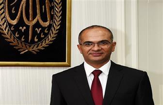 إسماعيل يلتقى بعثة البنك الدولى لمتابعة برنامج خدمات الصرف الصحى في المناطق الريفية
