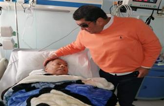 نقل رئيس الإسماعيلي السابق إلى المستشفى