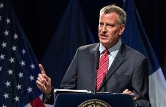 """رئيس بلدية نيويورك: مستشفيات المدينة وصلت """"مرحلة الانهيار""""ونحتاج إلى تعبئة الجيش بشكل كامل"""