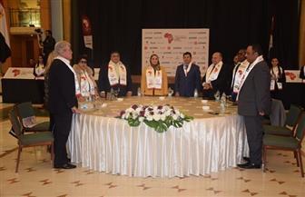 حسين فهمي يشيد بتنظيم أول ألعاب إفريقية للأولمبياد الخاص
