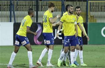 الإسماعيلي يواصل تدريباته استعدادا لمباريات الدوري الممتاز