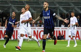 إنتر ميلان يفوز على فيورنتينا 2-1 ويتأهل لنصف نهائي كأس إيطاليا