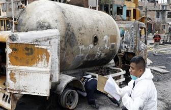 ارتفاع حصيلة ضحايا انفجار شاحنة تنقل الغاز في البيرو إلى 17 قتيلا