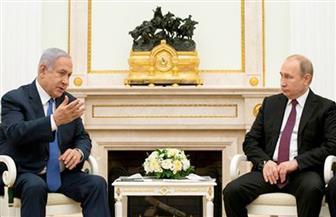 نتنياهو يلتقي بالرئيس الروسي في موسكو لعرض خطة السلام في الشرق الأوسط