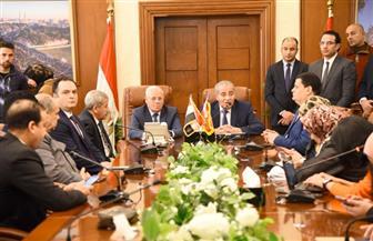 وزير التموين: ما يحدث في بورسعيد هو مفهوم للتنمية الشاملة المتكاملة |صور