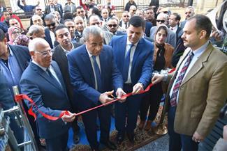 وزير التموين ومحافظ بورسعيد يفتتحان الفرع الإقليمي الجديد لحماية المستهلك |صور