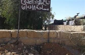 استرداد 18 فدانا من أراضي أملاك الدولة بمدينة إسنا بالأقصر | صور