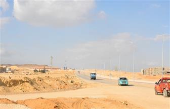 تطوير محور العبور بالقاهرة الجديدة بتكلُفة تقديرية 170 مليون جنيه