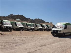 «صحة جنوب سيناء»: قوافل علاجية تجوب أودية أبوزنيمة الأسبوع المقبل