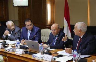 وزير التعليم العالي يرأس اجتماع مجلس إدارة صندوق تطوير التعليم | صور