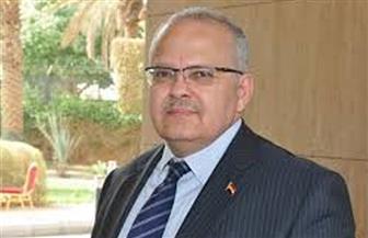 """""""الخشت"""" يكشف موعد إعلان نتائج كليات جامعة القاهرة"""