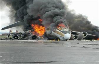 مصر تعرب عن تعازيها للسودان في ضحايا حادثة سقوط طائرة بغرب دارفور