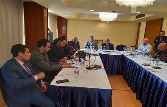 الجمل: إعلاء قيمة التدريب والتثقيف لإيجاد فرص جيدة للعمالة المصرية | صور