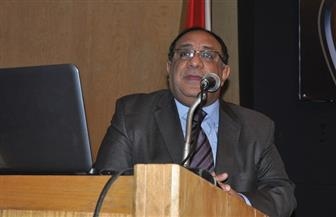 رئيس جامعة حلوان ناعيا الفريق  العصار: نموذج مشرف للتفاني في العمل والانضباط