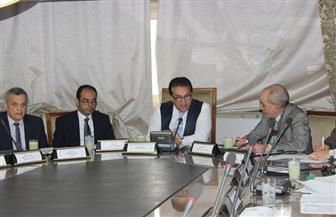 وزير التعليم العالي يرأس اجتماع مجلس شئون المعاهد العالية الخاصة | صور