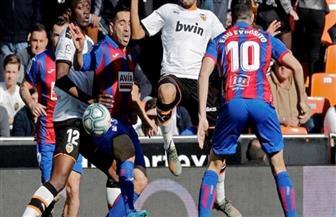 فالنسيا يستعيد نغمة الفوز في الدوري الإسباني قبل كأس السوبر