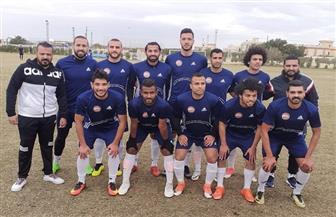 منتخب جمعية اللاعبين المحترفين يتعادل مع الفيوم